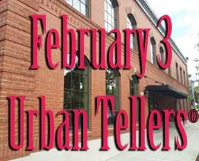 Live Storytelling on February 3