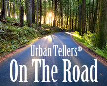 Portland Story Theater's Urban Tellers on the road