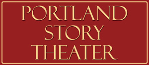 Portland Story Theater is a nonprofit org that conducts live storytelling events. May the narrative be with you.