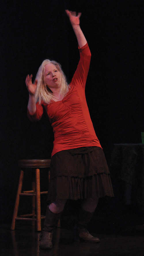 Beth Rogers at Urban Tellers