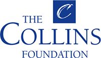 The collins Foundation, sponsor of Portland Story Theater