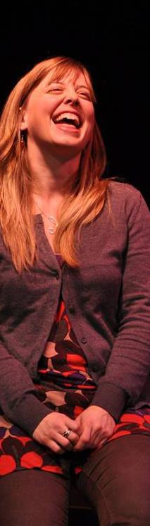 Portland Story Theater Urban Tellers® Megan Farrell, Photo Credit: Scott Bump
