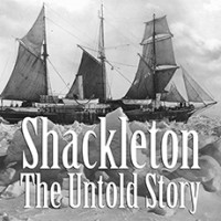 Shackleton, The Untold Story by Lawrence Howard, Armchair Adventurer, Portland Story Theater