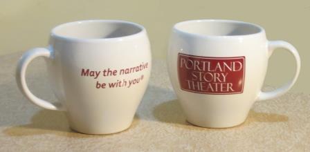 Portland Story Theater Mugs