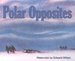 Lawrence Howard, Armchair Adventurer: Polar Opposites at The Old Church Concert Hall
