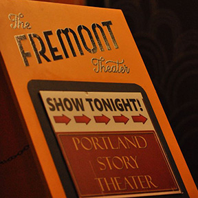 The Fremont, Portland Story Theater's home