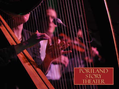 Portland Story Theater presents Luck of the Irish at The Old Church Concert Hall