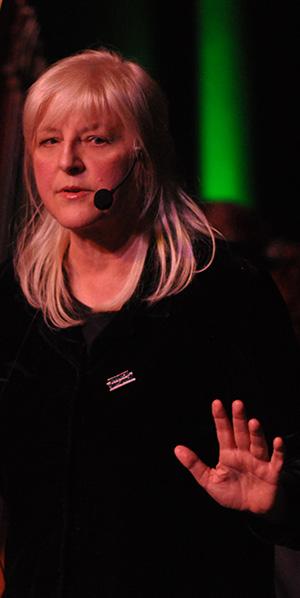 Lynne Duddy, Portland Story Theater