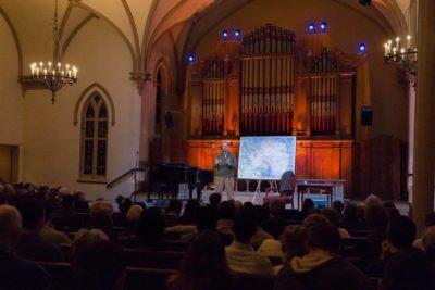 Lawrence Howard tells Polar Opposites