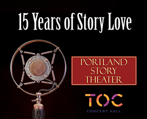 Portland Story Theater Urban Tellers® Season Kickoff at The Old Church Concert Hall