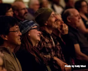 Portland Story Theater Urban Tellers® at The Old Church Concert Hall