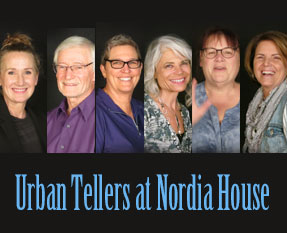 Portland Story Theater Urban Tellers® at Nordia House