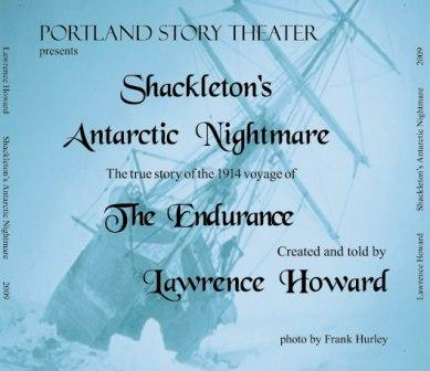Ernest Shackleton's Antarctic Nightmare